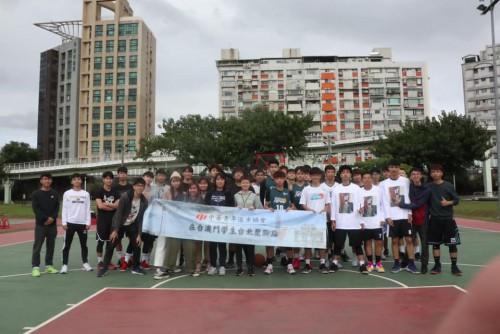 在台聚腳點三人籃球賽圓滿結束 鍾志彬成全場焦點