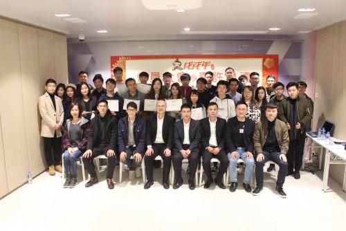 中華青年進步協會會員大會暨嘉許典禮圓滿舉行