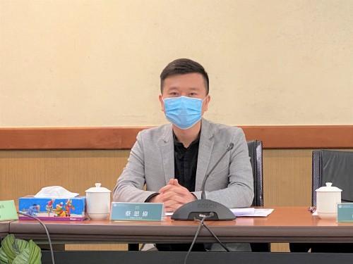 【青進會X社諮會】蔡思偉:冀政府做好都市更新前期工作